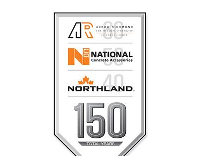 150 Anniversary Logo