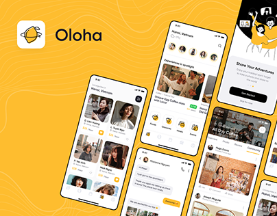 Oloha - Localguide and Travel Case Study