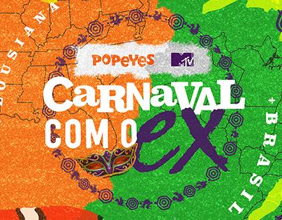 CARNAVAL COM O EX | Popeyes