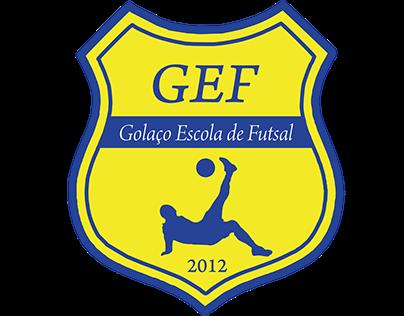 Identidade Visual - Golaço Escola de Futsal
