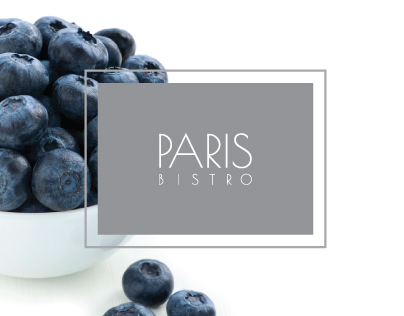 Paris Bistro New Identity Branding