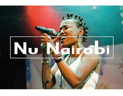Nu Nairobi Typeface