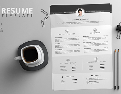 Resume Template 03