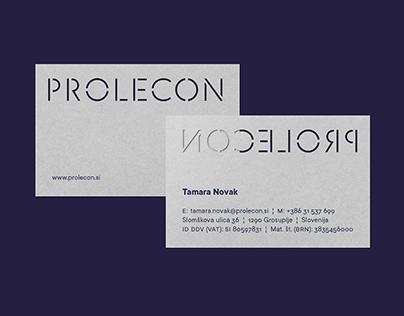 Prolecon identity
