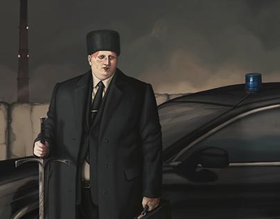 """Федерация Нордланд / Автобиография""""Самый тёмный час"""""""