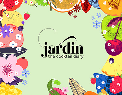 Jardin Cocktail Diary