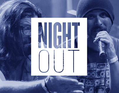Night Out Magazine - UX/UI/Branding/Installation