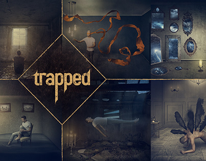 TRAPPED – Serie [deutsch/german]