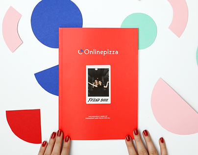 Onlinepizza Sweden / Rebranding Project