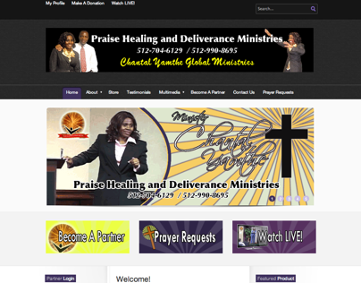 Dr. Chantal Yamthe Global Ministries