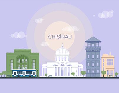 My City, Chisinau