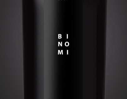 Binomi Wine label