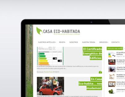 Web CasaEcohabitada