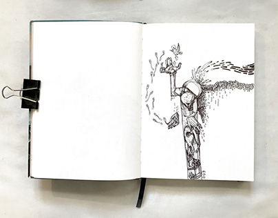 Sketchbooks 01