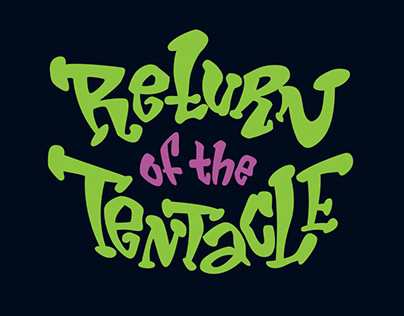Return of the Tentacle - Gamedesign