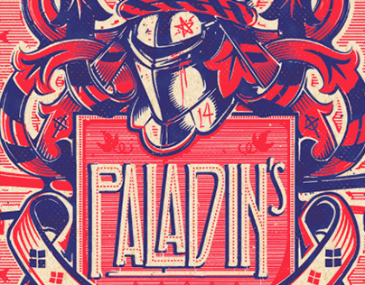 Artist Beer Visions: Paladins Porter