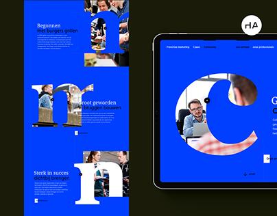 Communiq - Branding & UX/UI Design