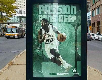 Boston Celtics Campaign