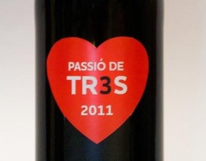 Passio de tr3s wine