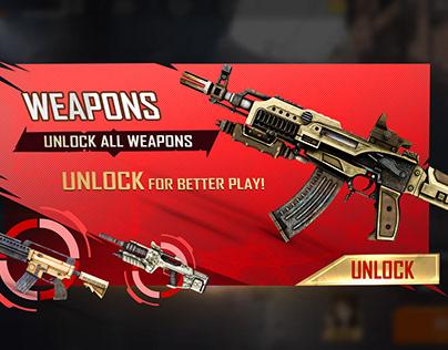 NEW GUN GAME FREE