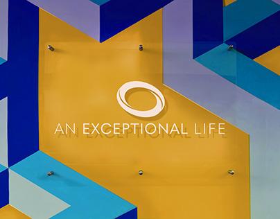 An Exceptional Life - Logo/Brand Design