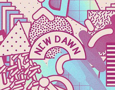 New Dawn (Free Font)
