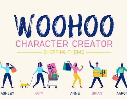 Woohoo Character Creator