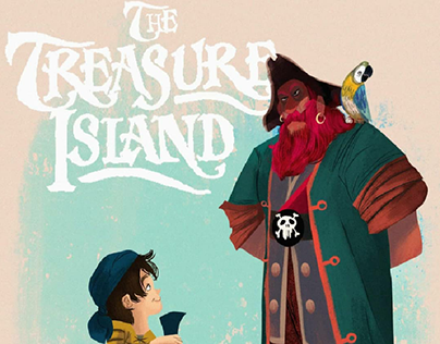 the treasure island