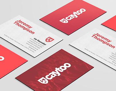 caytoo brand identity