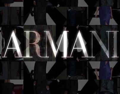 Giorgio Armani 40th Anniversary