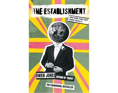The Establishment Cover Design for Penguin Competition