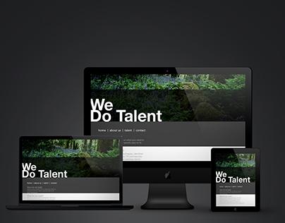 We Do Talent Identity