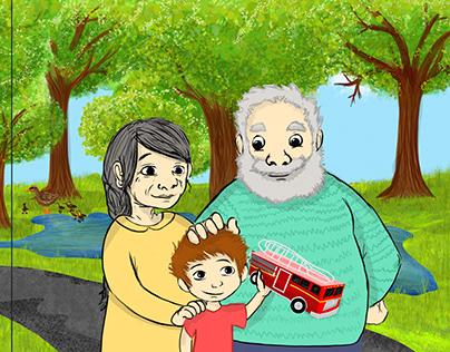 Meet the Johnson's Books: Fire Safe Family (AARBF)