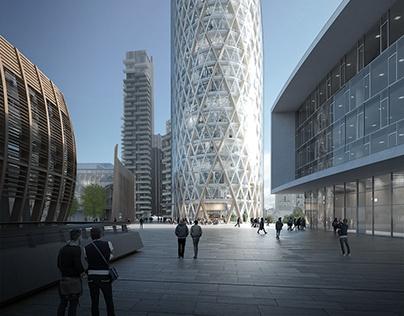 MCA - Unipol HQ, Milan