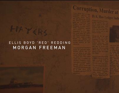 The Shawshank Redemption - Tv Sequel - Title Sequence