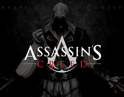 Assassin's Creed UI Kit for Adobe XD