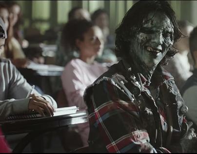 Picaras Commercial - Casanovas Zombie