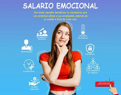 """Infografía """"Salario Emocional"""""""