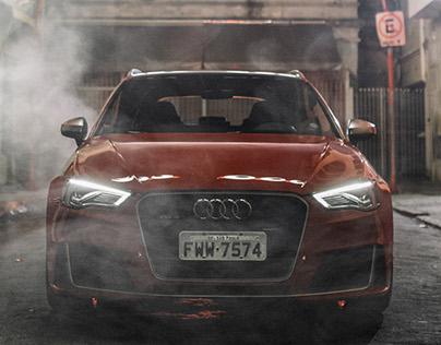 Xmass Audi RS3