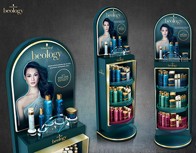 SCHWARZKOPF Beology New Hair Care Brand Pos Project