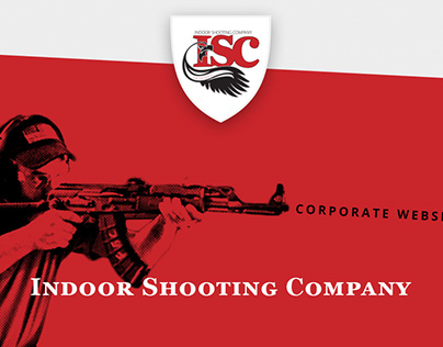 Indoor Shooting Company — shooting range website