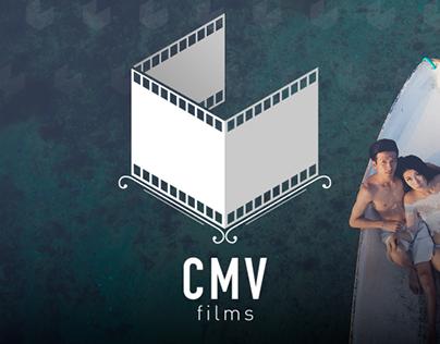 Identidade Visual - CMV Films