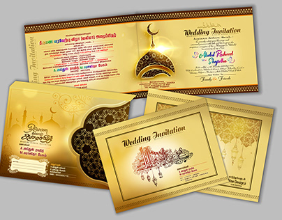 Wedding Invitation Cards