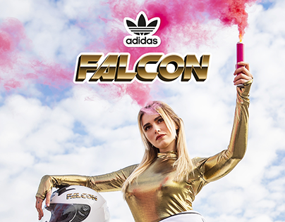 adidas Falcon SS19 Campaign [We Are Social]