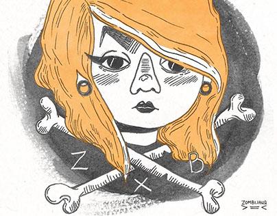 Illustrations- Random 2016