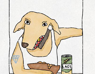 Dogs of CHATEAU-CHAPITEAU
