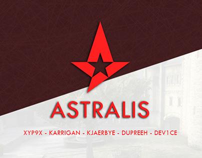 Astralis Esports Pack