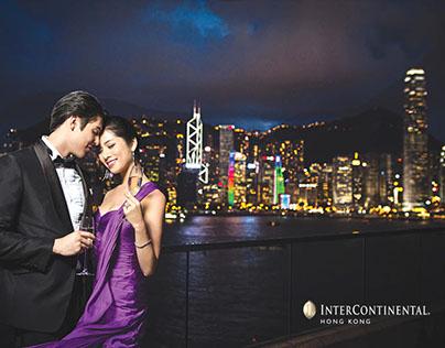 InterContinental HK Wedding Promotion