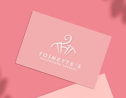 Toinette's Handpicked Threads