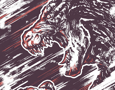 Troublegum - Godzillas in the Mist